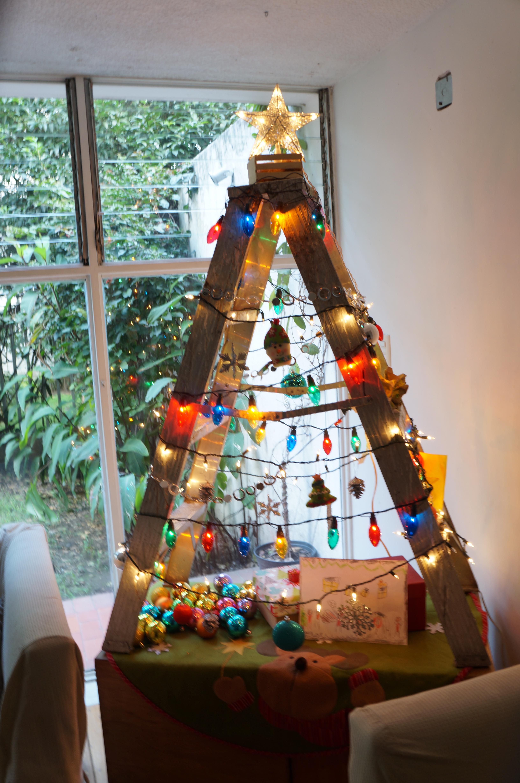 Rboles de navidad alternativos blog neceser - Blog decoracion navidad ...