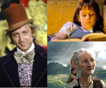 Roald Dahl en el cine